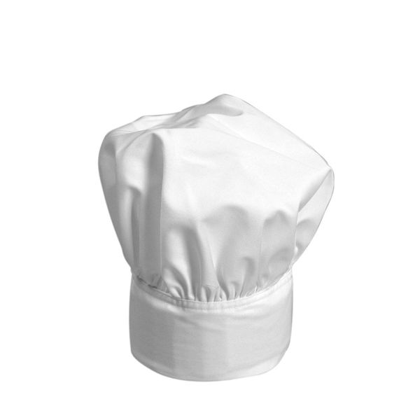 Adjustable Chef Hat White