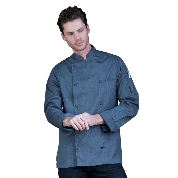 New York Mens Chef Jacket