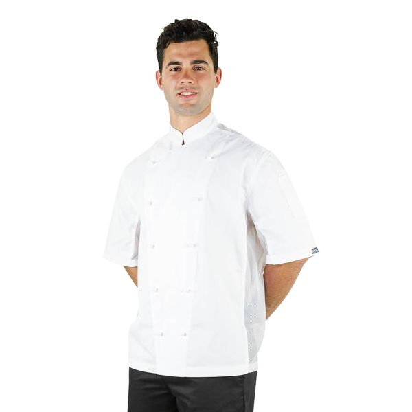 Procool Chef Jacket White