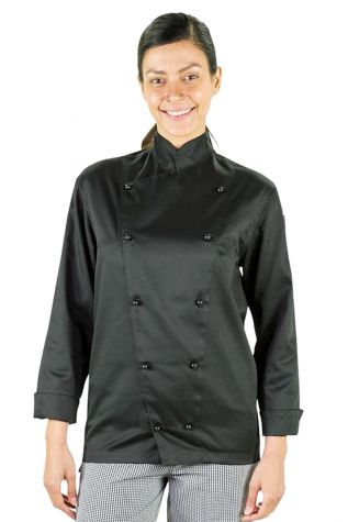 Prochef Classic Chef Jacket Black