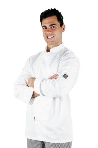 Traditional Chef Jacket White