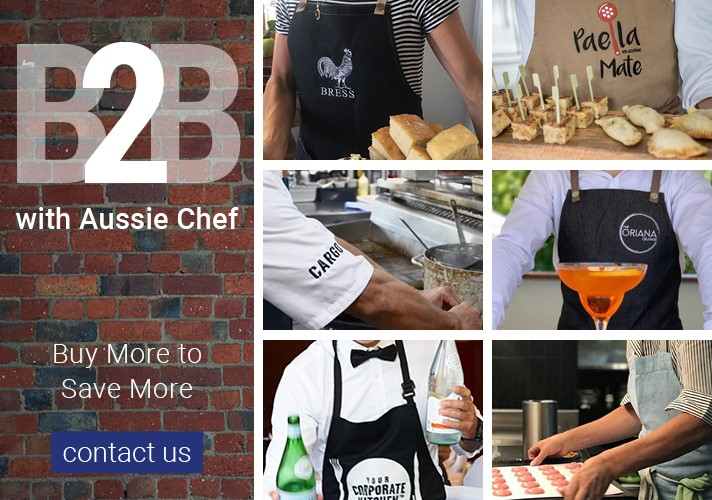 B2B with Aussie Chef
